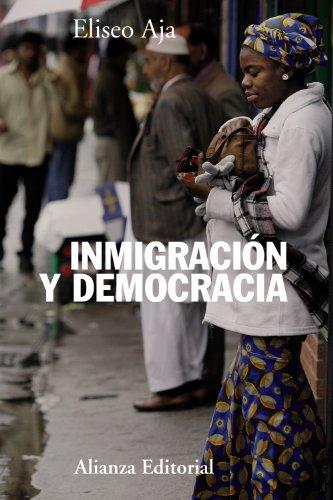 9788420673837: Inmigración y democracia (Alianza Ensayo)