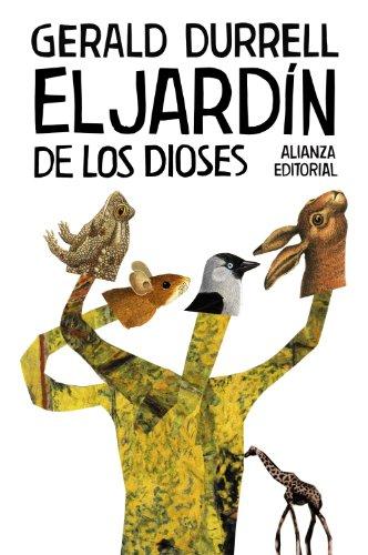 9788420674223: El jardín de los dioses (El Libro De Bolsillo - Bibliotecas De Autor - Biblioteca Durrell)