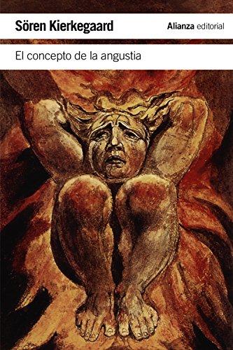 9788420674568: El concepto de la angustia (El Libro De Bolsillo - Humanidades)