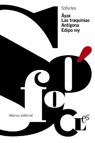 Áyax & Las Traquinias & Antígona &: Forteza, Carlos Mulet/