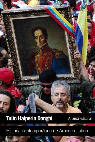 HISTORIA CONTEMPORÁNEA DE AMÉRICA LATINA.: Tulio Halperin Donghi