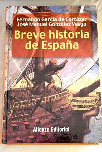 Breve historia de Espana / Brief History: Garcia de Cortazar,