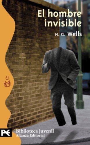 9788420677224: El hombre invisible (El Libro De Bolsillo - Bibliotecas Temáticas - Biblioteca Juvenil)