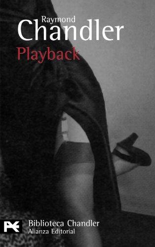 9788420677712: Playback (Biblioteca De Autor/ Author Library) (Spanish Edition)