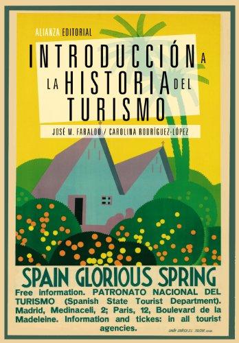 Introducción a la historia del turismo /: José María Faraldo