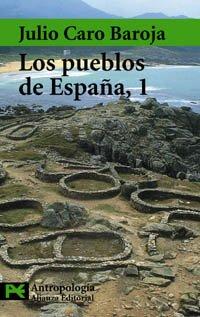 9788420678610: Los pueblos de España, 1 (El Libro De Bolsillo - Ciencias Sociales)