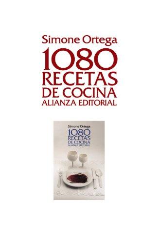 9788420678696: 1080 recetas de cocina / 1080 cooking recipes (Spanish Edition)