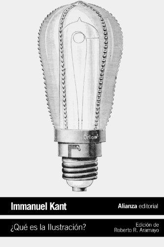Qué es la ilustración? / What is: Immanuel Kant