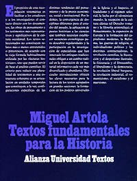 9788420680095: Textos fundamentales para la Historia/ Fundamental Text of History (Spanish Edition)