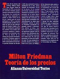 9788420680545: Teoria de los precios/ Theory of Prices (Spanish Edition)