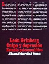 9788420680699: Culpa y depresion/ Guiltiness and Depression: Estudio Psicoanalitico (Spanish Edition)