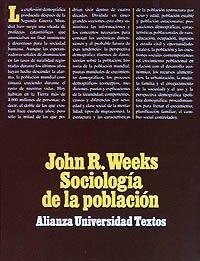 9788420680842: Sociologia de la poblacion/ Socialogy of Population: Introduccion a Los Conceptos Y Cuestiones Basicas (Spanish Edition)