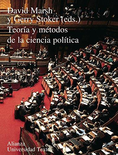 9788420681658: Teoría y métodos de la ciencia política (Alianza Universidad Textos (Aut))