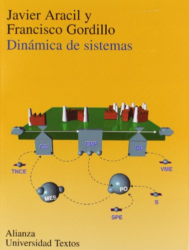 9788420681689: Dinámica de sistemas (Alianza Universidad Textos (Aut))
