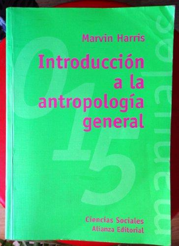 9788420681740: Introduccion a la antropologia general / Introduction to general Anthropology (El Libro Universitario. Manuales) (Spanish Edition)