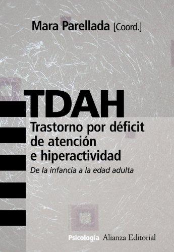 TDAH : Trastorno por déficit de atención: PERELLADA, MARA