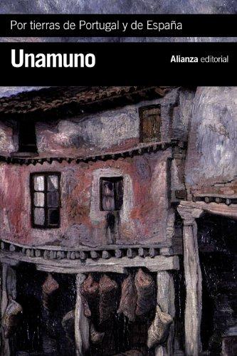 9788420683539: Por tierras de Portugal y de España (El libro de bolsillo - Bibliotecas de autor - Biblioteca Unamuno)