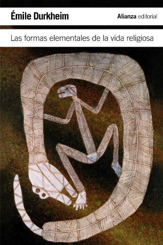 9788420683621: Las formas elementales de la vida religiosa (El Libro De Bolsillo - Ciencias Sociales)