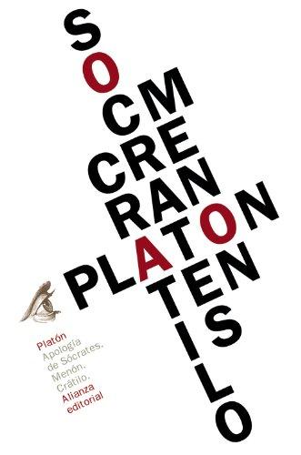 9788420683652: Apologia de Socrates. Menon. Craatilo (Spanish Edition)