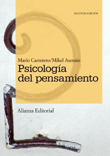9788420683911: Psicología del pensamiento: Teoría y prácticas (El Libro Universitario - Manuales)