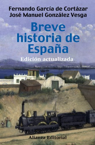 9788420683980: Breve historia de Espana/ Brief History of Spain (Spanish Edition)