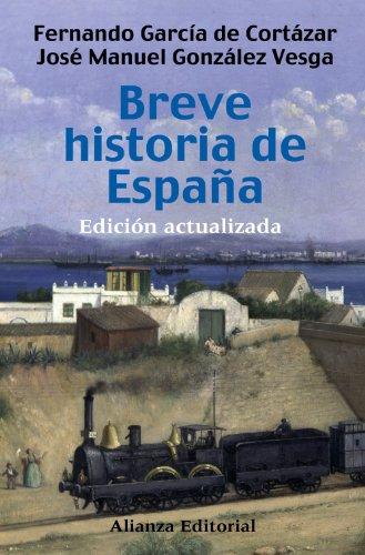 9788420683980: Breve historia de Espana/ Brief History of Spain