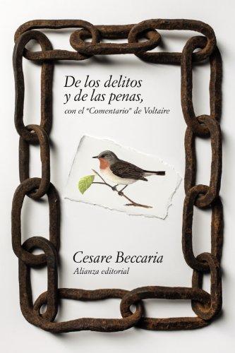 9788420684550: De los delitos y de las penas. Con el Comentario de Voltaire (El Libro De Bolsillo - Ciencias Sociales)