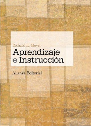 9788420684666: Aprendizaje e instrucción (El Libro Universitario - Manuales)
