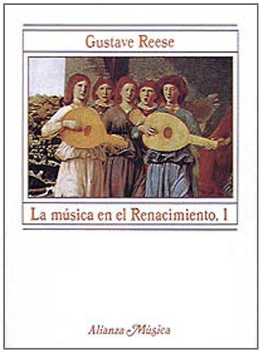 9788420685373: La música en el Renacimiento, 1 (Alianza Música (Am))