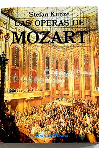 9788420685489: Las operas de mozart