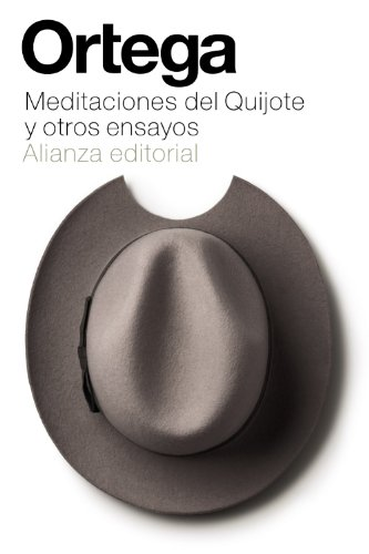 9788420686110: Meditaciones del Quijote y otros ensayos / Meditations on Quixote and Other Essays (Spanish Edition)
