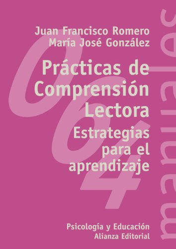 9788420686424: PRC?Cticas de Comprension Lectora (El Libro Universitario. Manuales) (Spanish Edition)