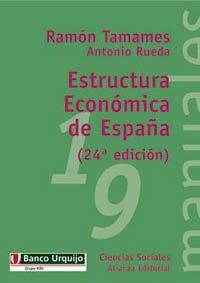 9788420687124: Estructura económica de España (El Libro Universitario - Manuales)