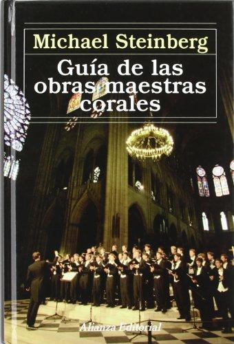 9788420687643: Guía de las obras maestras corales (Alianza Música (Am))