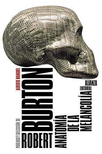 9788420688046: Anatomía de la melancholia / The Anatomy of Melancholy (Spanish Edition)