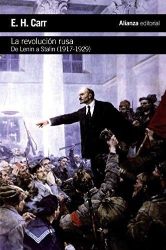 9788420688381: La revolución rusa: De Lenin a Stalin, 1917-1929 (El Libro De Bolsillo - Historia)