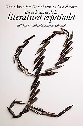9788420688398: Breve historia de la literatura española (El libro de bolsillo - Humanidades)