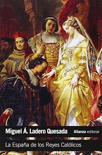 9788420689043: La España De Los Reyes Católicos (El Libro De Bolsillo - Historia)