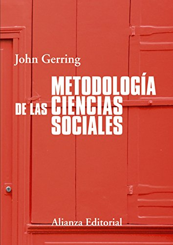 9788420689807: Metodología de las ciencias sociales / Methodology of the social sciences (Spanish Edition)
