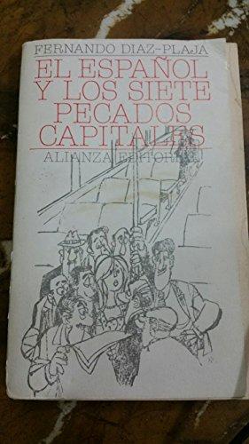9788420690018: El espanol y los siete pecados capitales