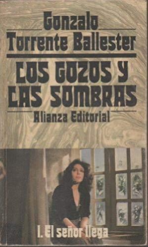 9788420690186: Los gozos y las sombras. (3 VOLUMENES.)