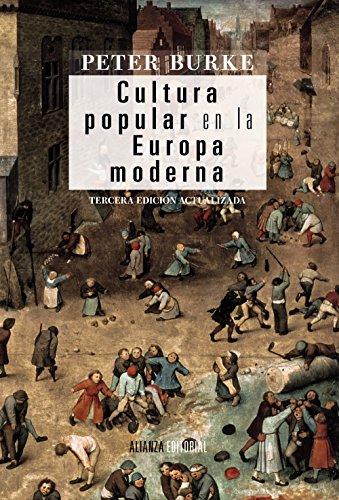 9788420690872: Cultura popular en la Europa moderna / Popular Culture in Early Modern Europe (Spanish Edition)