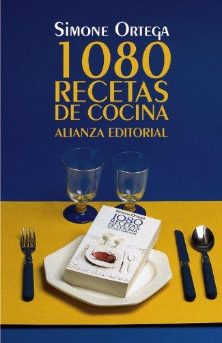 9788420691022: 1080 recetas de cocina / 1080 Cooking Recipes (Spanish Edition)