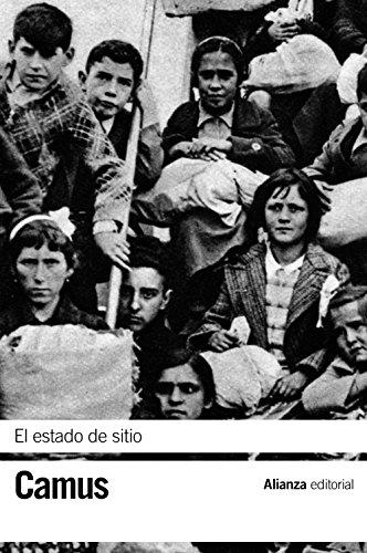 9788420691145: El estado de sitio (El libro de bolsillo - Bibliotecas de autor - Biblioteca Camus)