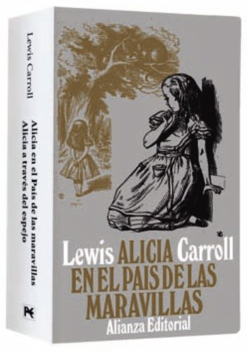 9788420691732: Estuche - Lewis Carroll: Alicia en el País de las Maravillas - Alicia a través del espejo (El Libro De Bolsillo - Estuches)