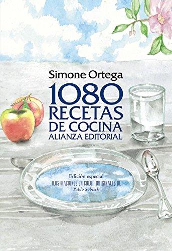 9788420691855: 1080 recetas de cocina (Libros Singulares (Ls))