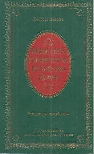 9788420692180: Poemas Y Canciones
