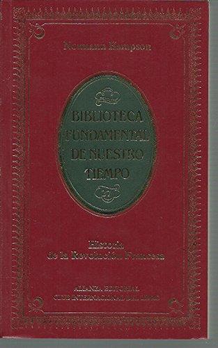 Historia social de la Revolución Francesa: Hampson, Norman