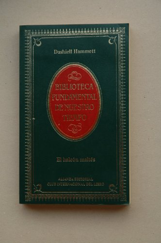 El halcón maltés: Dashiell Hammett
