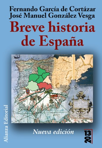 9788420693804: Breve historia de Espana / Brief History of Spain (13-20) (Spanish Edition)